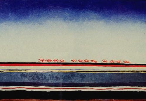 Red-Cavalry-Kazimir-Malevich-1928-32