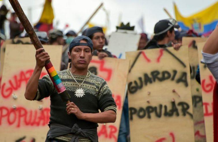In Ecuador la situazione rimane complessa