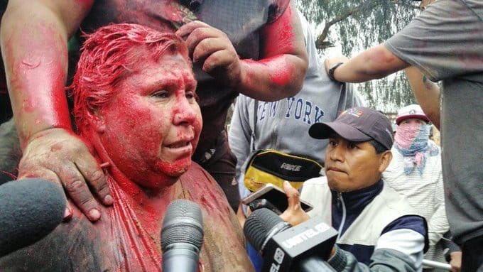 Bolivia-Colpo di Stato, Morales dimissionario e ricercato