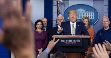 Geraldina Colotti: T.I.N.A. Trump e il Coronavirus