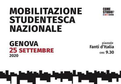 Salviamo l'Istruzione Pubblica; giovedì 24 e venerdì 25 sciopero e corteo anche a Genova