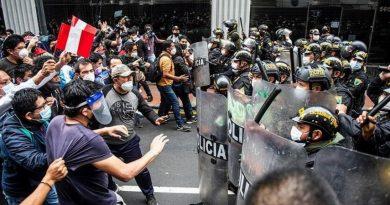 Geraldina Colotti: il Perù si infiamma contro il sistema corrotto e assassino