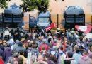 Solidarietà agli antifascisti genovesi