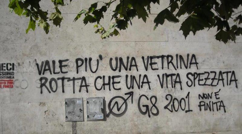 Genova 2001: una storia, tanti processi, un collettivo