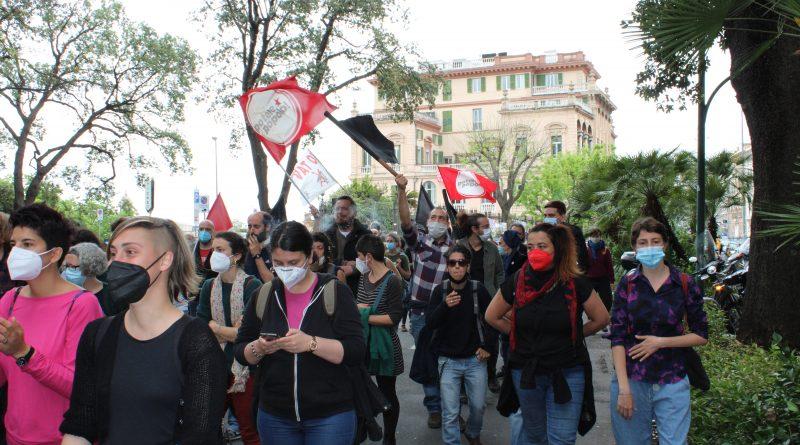 Ci volete precari, ci avrete rivoluzionari! 1° maggio 2021 a Genova