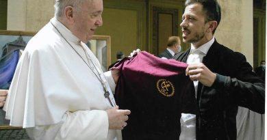 Il Calp ha incontrato il Papa